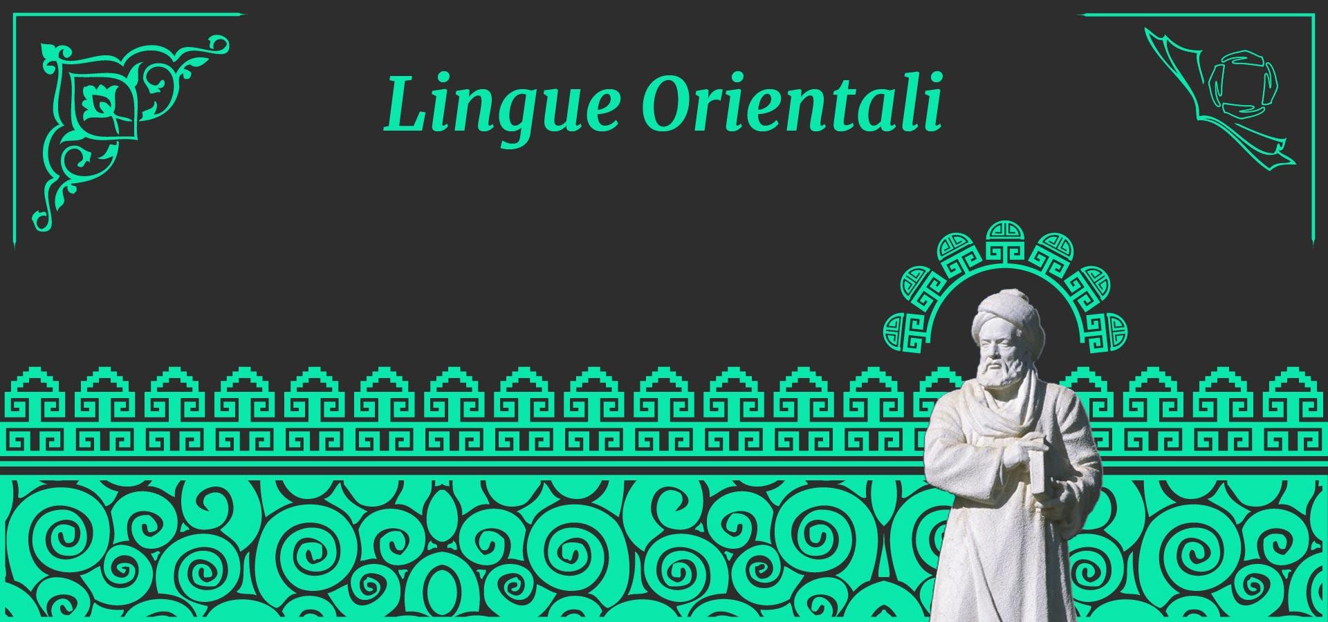 Lingue orientali centro alif pisa