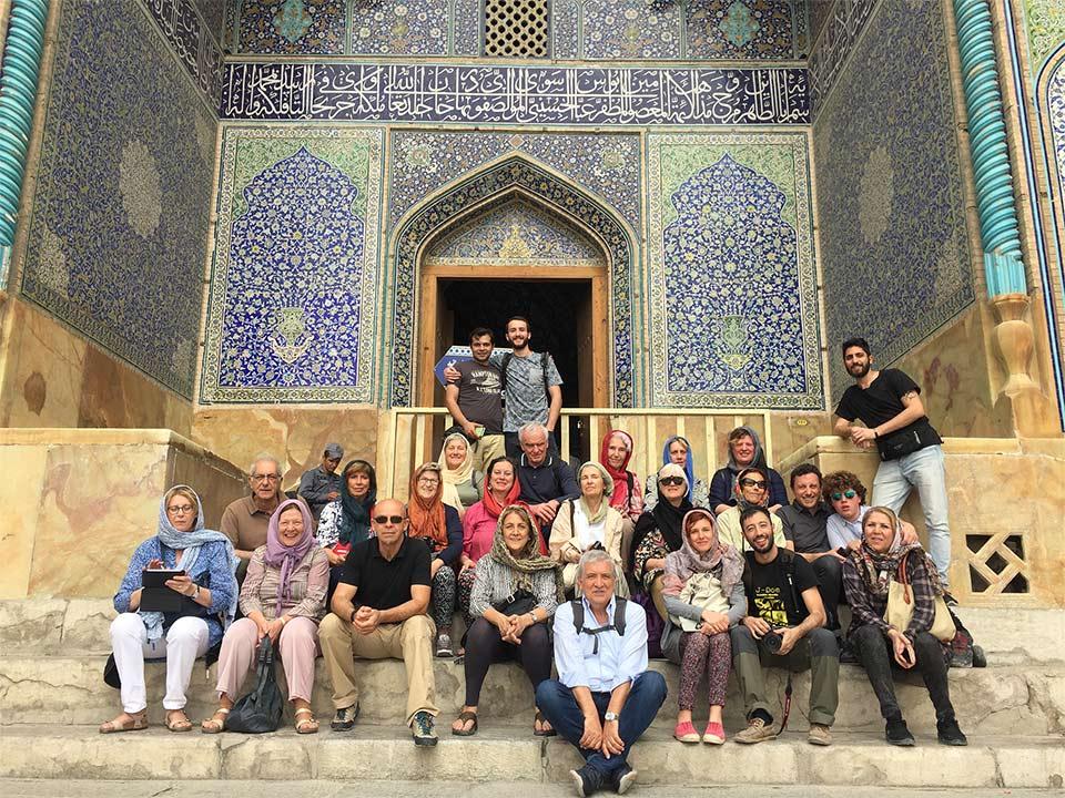 foto iran gruppo alif