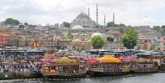 Istanbul_street alif center turkish