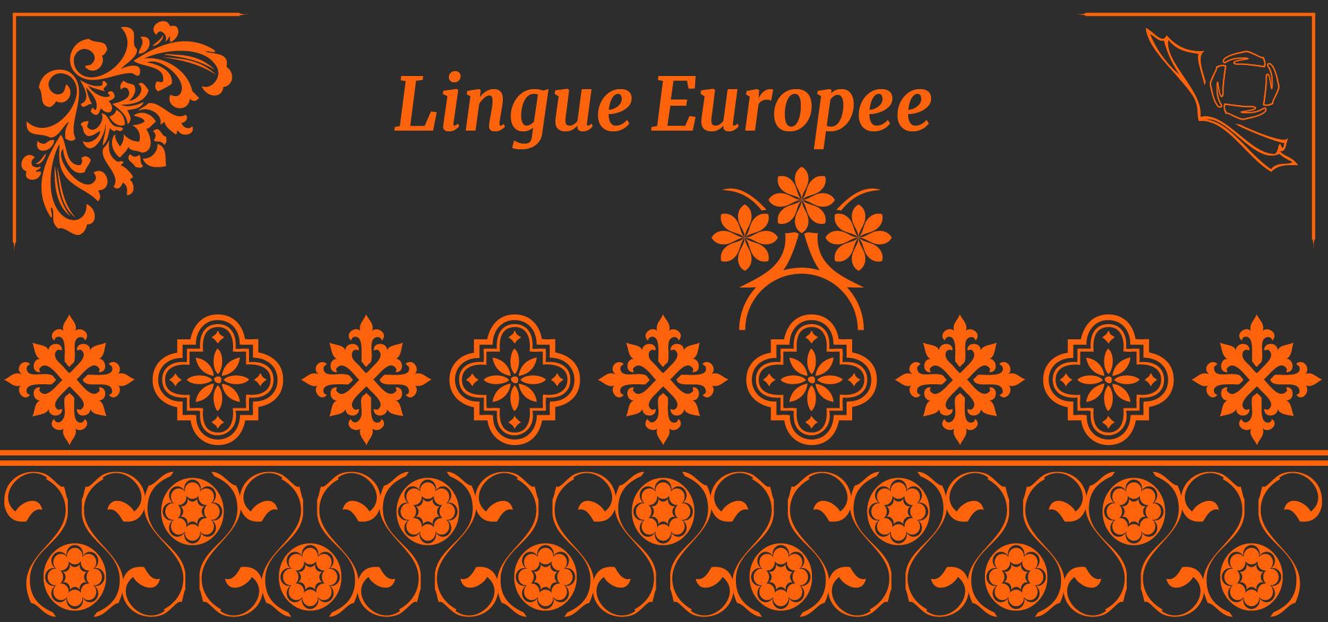 lingue europee alif pisa
