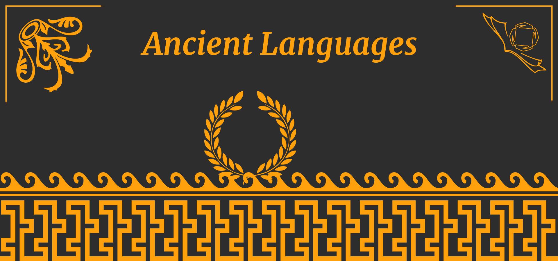 ancient languages centro alif pisa